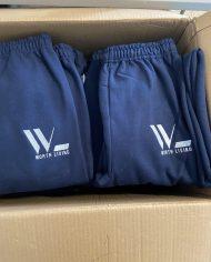 WL New Sweat pants Blue